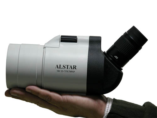 ZOOM ALSTAR MC 25-75X70mm