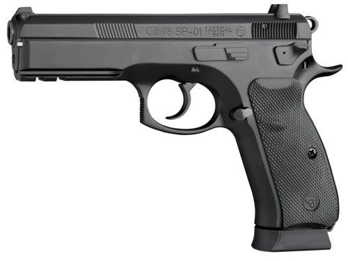CZ 75B SP01 TACTICAL CAL 9PB