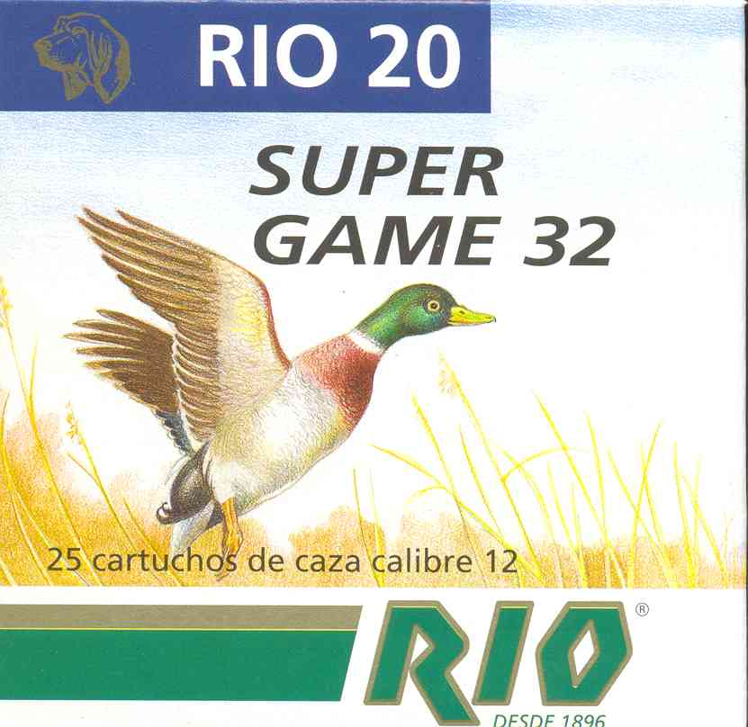 RIO 20 SUPER GAME 32