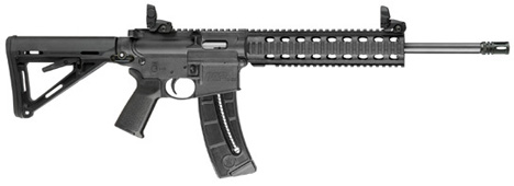 SMITH & WESSON M&P15 MOE BLACK