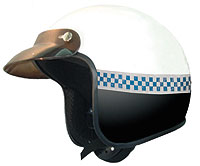 CASCO MOTORISTA