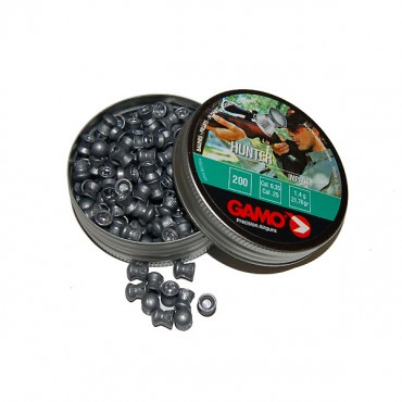 BALINES GAMO HUNTER 6,35