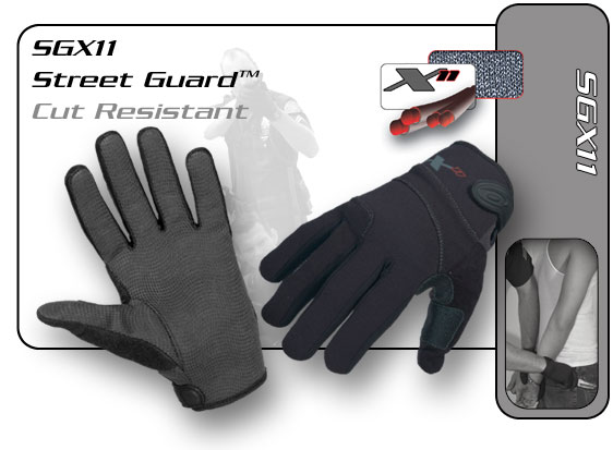 GUANTES ANTICORTE HATCH HA-GSX11