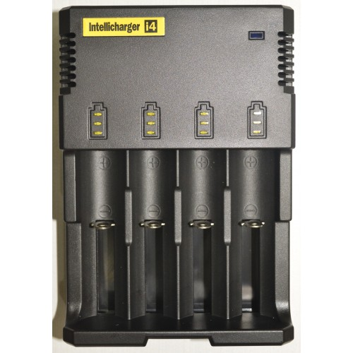 CARGADOR NITECORE INTELLICHARGER I4