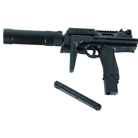 PISTOLA GAMO GF MP9 CARBINE