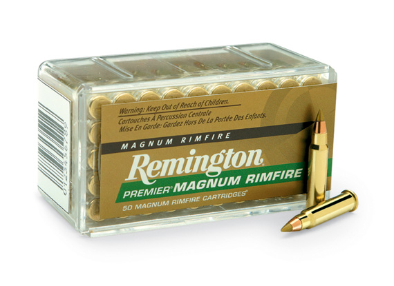 17 HMR REMINGTON V-MAX