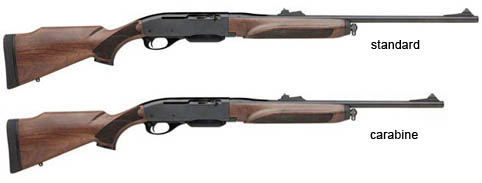REMINGTON 750 WOODMASTER