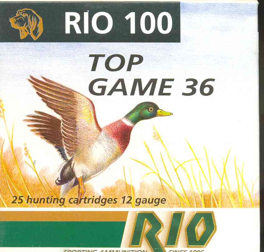 RIO 100 TOP GAME 36