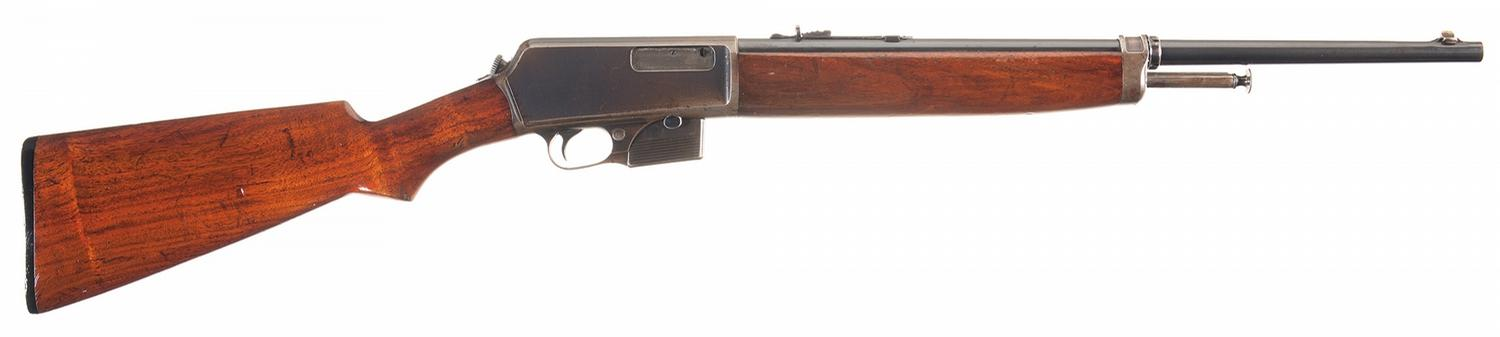 WINCHESTER 1907 CAL 351 WIN.