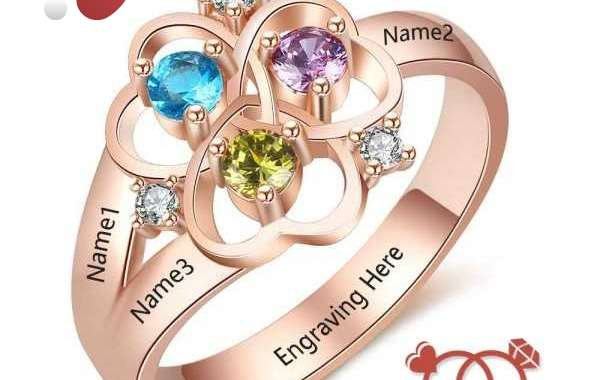 What About Birthstone Rings For Mom?
