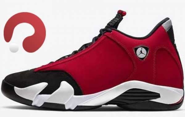 Buy the Air Jordan 14 Gym Red shoes online now