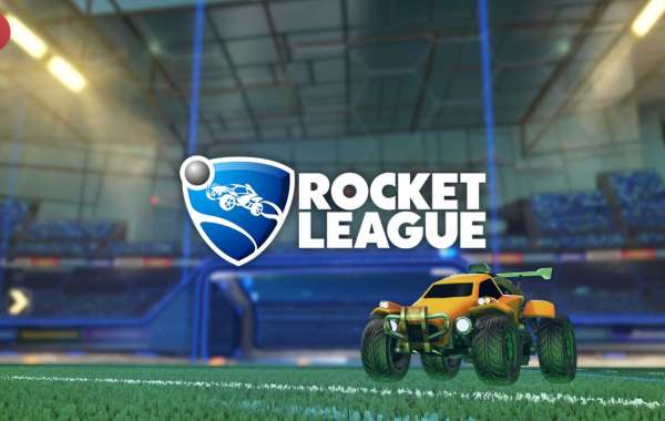 Rocket League-themed some distance flung controlled vehicles