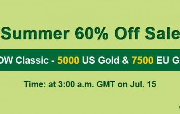 Up to 60% off face to face gold buying world of warcraft Classic for WOW Classic Patch 1.13.5
