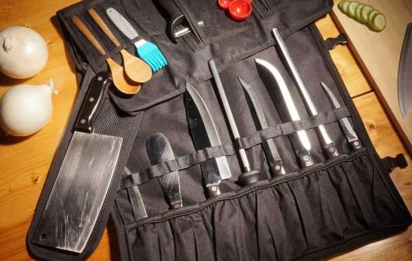 Chef Knife Bag