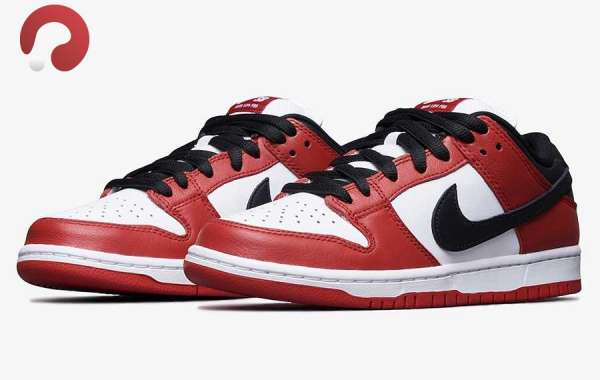 "BQ6817-600 Nike SB Dunk Low Pro ""Chicago"" will release for Summer 2020"