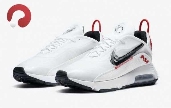 DA4304-100 Nike Air Max 2090 Brushstroke Swoosh Coming Soon