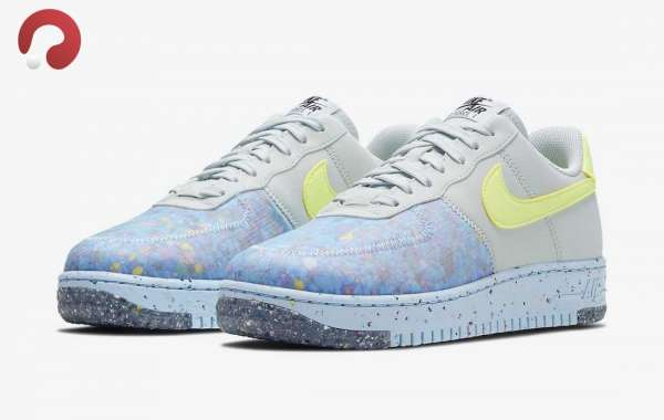 Brand New Nike Air Force 1 Crater Foam Women's Size CT1986-001 coming soon