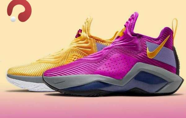 Where to Buy Cheap Nike LeBron Soldier 14 Lakers ?