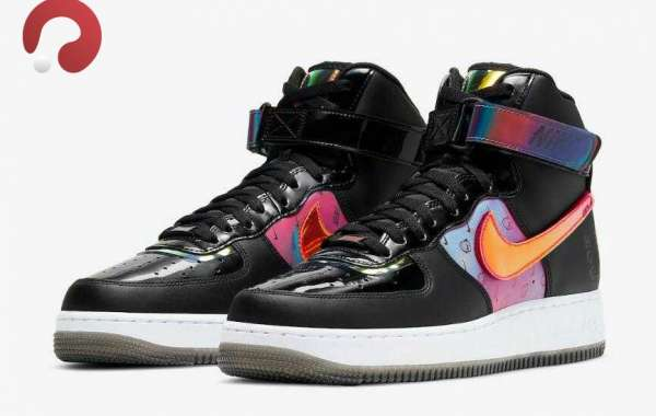 DC0831-101 Nike Air Force 1 High Have A Good Game Coming Soon
