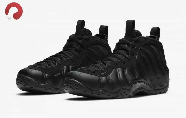 "New 2020 Nike Air Foamposite One ""Anthracite"" 314996-001 to release soon on Jordansaleuk.com"