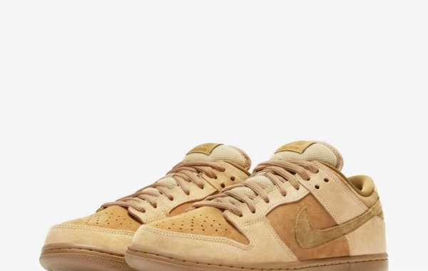 When Will the Nike SB Dunk Low Wheat to Release ?