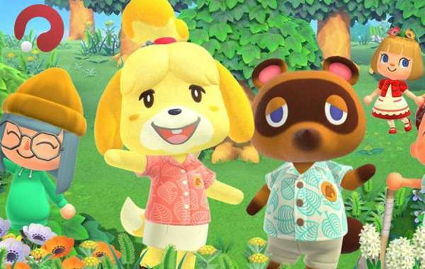 Nintendo decided to help you celebrate the new year in Animal Crossing