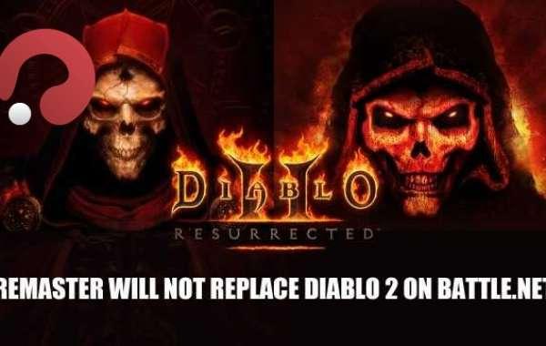 Diablo II: Resurrected is found on PC through Battle.net
