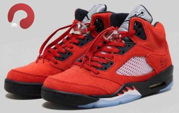 Air Jordan 5 Raging Bull DD0587-600 Will Release on April 10, 2021