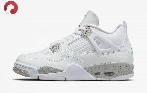 "Where can I buy Air Jordan 4 ""White Oreo"" CT8527-100 shoes?"