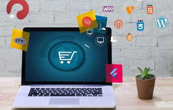 Die Entwicklung ihrer E-Commerce Website- Auf den Punkt