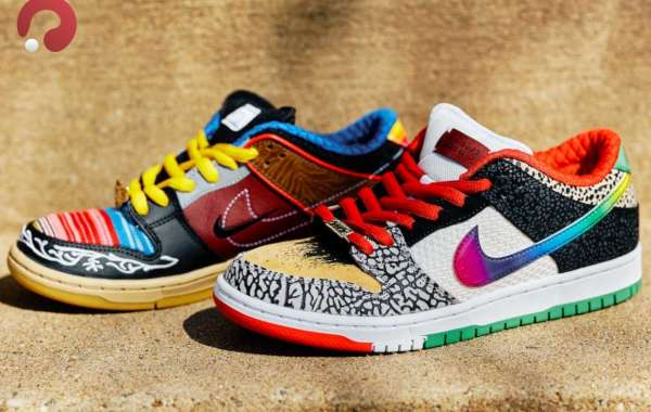 """The originator of """"What The"""" appearance, returns to P-Rod's SB Dunk theme"""