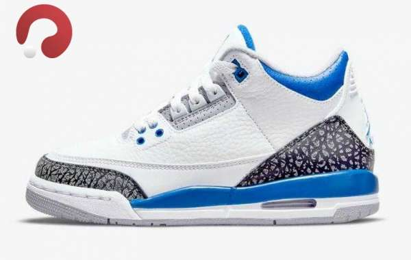 Air Jordan 3 Racer Blue CT8532-145 Coming Available on July 10, 2021