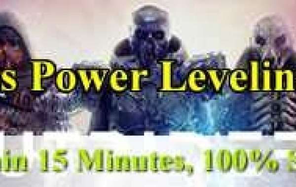 Cheap Outriders Power leveling / Outriders boosting service / PC/PS/XBOX / 100% SAFE / mmorpgpowerlevel.com