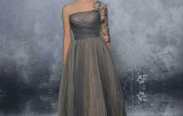 Why to Choose Tarik Ediz Designer Dresses?