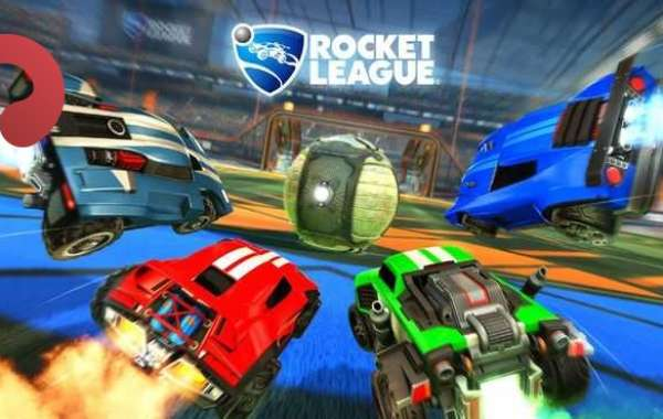 Rocket League that receive the most quantity of usage inside