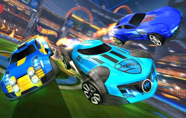 Rocket Leagues latest collection is stay