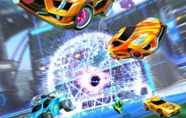 Rocket League has just launched a Fortnite-like device