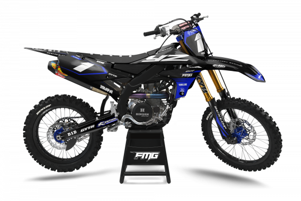 Why Install Graphics Decals On Your Bike?