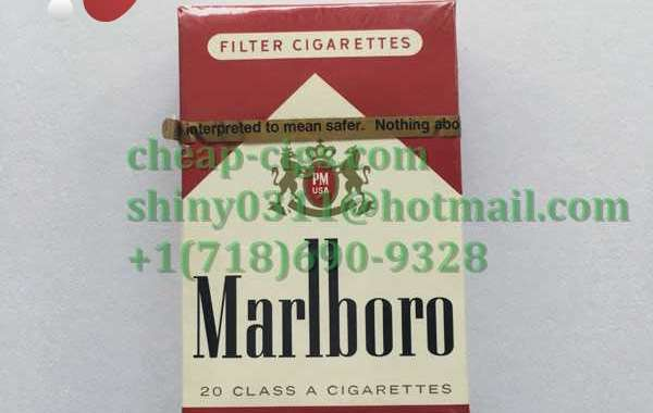 Marlboro Cigarettes Online ever looked at