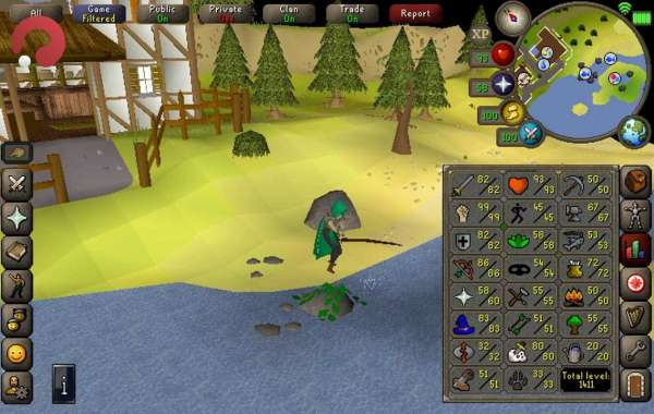 What F2P feature that you have played with in Runescpe