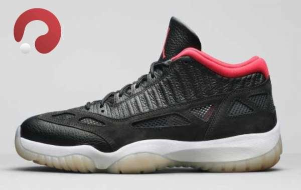 """Best Selling Air Jordan 11 Low IE """"Bred"""" Online 919712-023"""